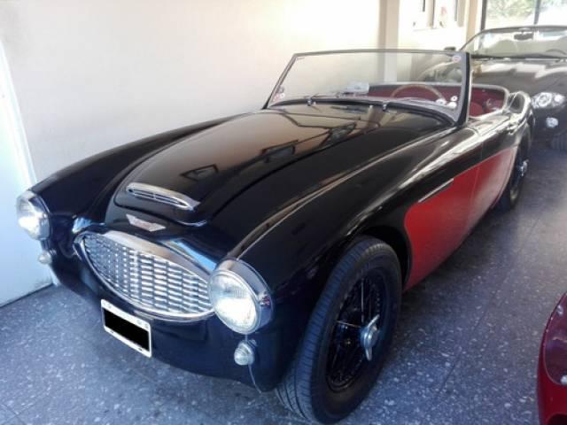 Austin MKII 3000Z MKII 3000 usado dirección mecánica $170.000